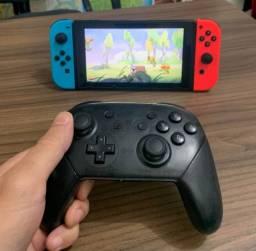 Pro Controler p/ Nintendo Switch - Ipatinga