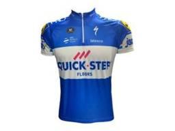 Camisa Ciclismo Mountain Bike Quick Step Pro Tour