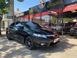 Honda Civic ano 2014 EXR