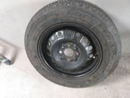 Roda de ferro aro 13