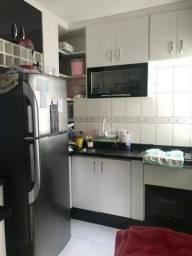 Apartamento com 2 dormitórios à venda, 50 m² por R$ 125.000,00 - Jardim das Indústrias - J