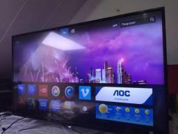 Tv AOC 43 polegadas smart