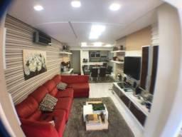 Próximo do centro de Criciúma, vendo apartamento semi mobiliado, 3 dormitórios, 1 suite
