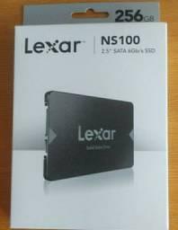 Troco SSD 256gb novo por ssd menor novo ou usado