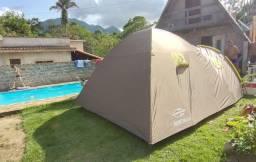 Barraca de camping Mormaii 6 pessoas