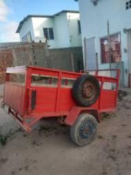 Carroça usada