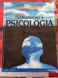 Livro Introdução a Psicologia