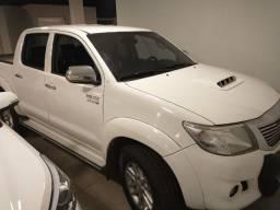 Hilux SRV Automática Diesel