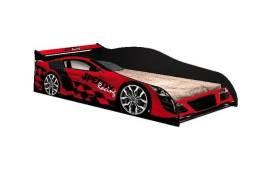 Cama carro vermelho zap *