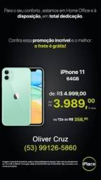 IPhone 11 à partir de R$ 3.989,00 ou em até 12xR$358,90