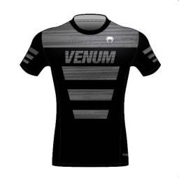 Camisa Venum Drygear Rashguard preto
