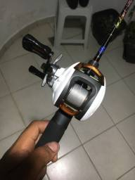 Conjunto completo para pesca