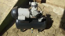 Compressor de ar Wetzel 2 cilindros