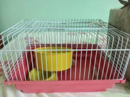 Gaiola de Hamster semi nova