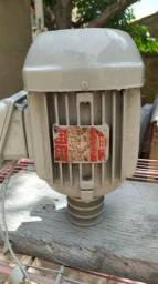 Motor trifásico Weg com polia tripla