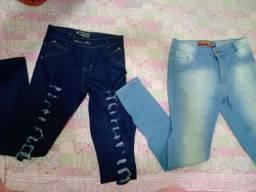 Vendo calças compridas femininas