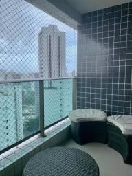 Excelente localização 3 quartos sendo 1 suite - 2 vagas - lazer completo