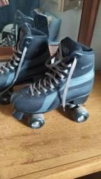 Patins Roller Quad Fenix Sports Usado ( TROCA OU COMPRA )