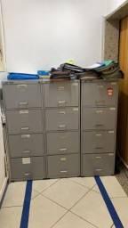 3 arquivos de aço