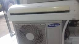 Ar 18000 inverter samsung instalado