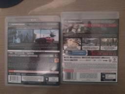 GTA 5 e FarCry3 ps3