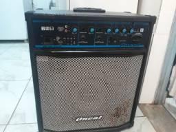 """Caixa de som e V.toner pra guitarra """" pedal"""