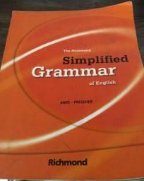 Livro Grammar simplificado of english