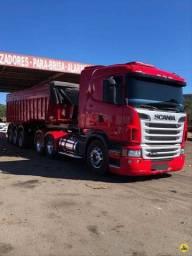Scania 420 6x4