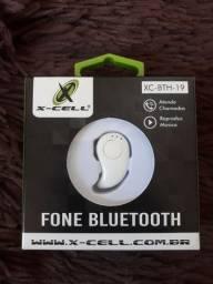 Fone de Ouvido Bluetooth XC-BTH-19 - X-cell<br><br>