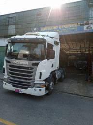 Scania g 380 2011