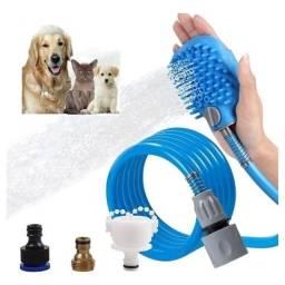 Promoção Mangueira Chuveiro Massageador para Banho Cães e Gatos, Novo, Entregamos