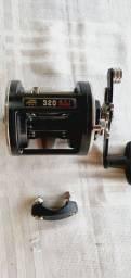 Carretilha PENN 320GTI SUPER LEVEL de GRAPHITE pesca Média