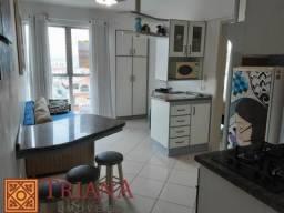 Apartamento à venda com 1 dormitórios em Coqueiros, Florianopolis cod:1211