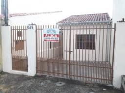 Casa com 1 dormitório no Jd. Maria Eugênia