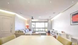 Exclusivo apartamento com 4 dorm e 3 vagas próximo Rua Dr Domingos Lopes da Silva