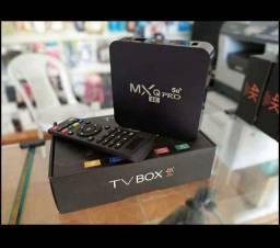 Aparelho de tv Box