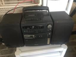 Rádio portátil philips