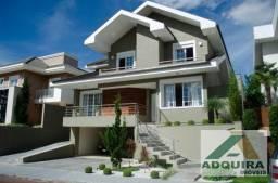 Casa em condomínio com 4 quartos no CONDOMINIO GARDEN PARK - Bairro Orfãs em Ponta Grossa