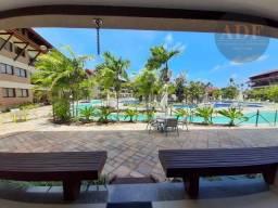 Oka Beach Residence Apartamento térreo com 2 quartos - Muro Alto