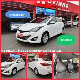 Hyundai/ HB20s confort/style 2013/2014