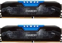 PNY Anarchy 16GB Kit (2x8GB) DDR4 2400MHz
