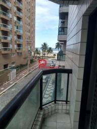 Apartamento para alugar com 3 dormitórios em Canto do forte, Praia grande cod:260