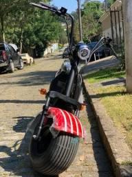 Moto Scooter Elétrico X8 Plus 1500w Parcelamos No Cartão