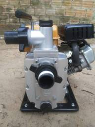 Motobomba autoescovante a gasolina BFG 2.8 cv.