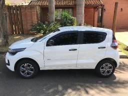 Fiat Mobi Like, ano 2019, completo - Único dono