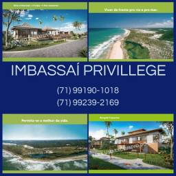 Imbassai Privillege, o melhor da natureza: bangalôs 2 suítes, 158 m², 2 vagas