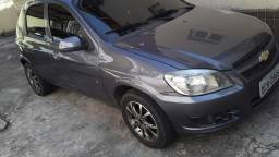 Celta mais novo com revisão e garantia ano 2012 impecável completo de fábrica