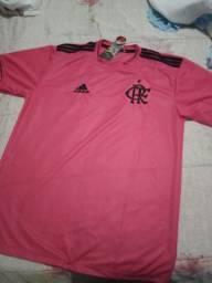 Camisa do Flamengo outubro rosa