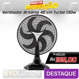 Ventilador Britania Turbo super 40 Centimetros Aproveite