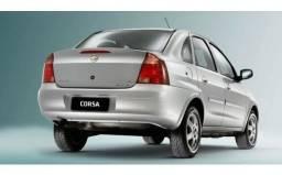 Compro Prisma 1.4 ou Corsa Sedan Premium, Aceito Ágio